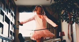Nous devons apprendre aux petites filles à être courageuses et non parfaites