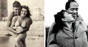 Op deze 16 oude foto's kan je zien hoe trends veranderen door de tijd heen, maar liefde niet
