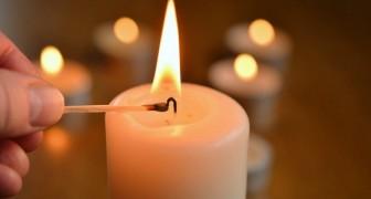 La storia del fiammifero e della candela che non voleva bruciare ci invita ad una bellissima riflessione