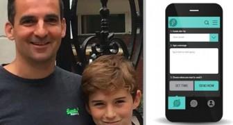 Suo figlio non risponde mai al telefono: il padre crea un'app che lo obbliga a farlo