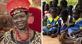 Die Frau in Malawi, die 850 Kinderbräute befreit und zur Schule gebracht hat
