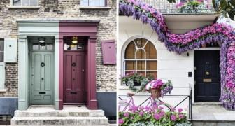 The Doors of London: Eine Serie atemberaubender Aufnahmen, von denen Sie Ihren Blick nicht lösen können