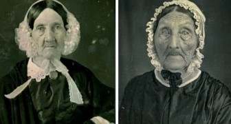 Dit zijn de foto's van de oudste generatie mensen die ooit zijn gefotografeerd