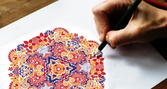 De geweldige voordelen van het kleuren van mandala's