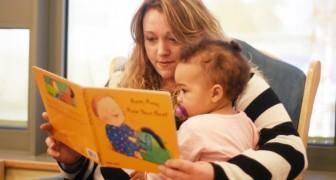 Kindern Märchen vorzulesen, fördert ihre Ausdrucksweise und hilft ihnen, sich in verschiedenen Situationen richtig zu verhalten