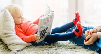 I bambini a cui i genitori leggono spesso guadagnano 8 mesi di vantaggio nello sviluppo del linguaggio
