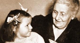 Maria Montessoris Methode, einen Fehler in eine Lebenslektion zu verwandeln