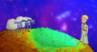Der Kleine Prinz und die Samen des Baobab: die wunderbare Reflexion, die wir alle im Auge behalten sollten