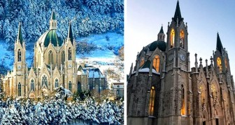 Il Santuario dell'Addolorata in Molise: il luogo dei miracoli che sembra un castello fiabesco