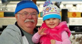 A relação entre os avós e os netos é um tesouro precioso que deve ser guardado para sempre