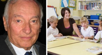 Piero Angela's wonderful reflection regarding the important social role of teachers