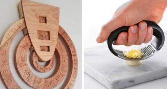 26 innovativi accessori di design che possono semplificare la vita di tutti i giorni