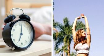 7 acties die 's morgens gedaan moeten worden waar je de hele dag plezier van zult hebben