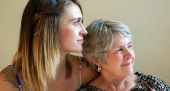 Passar o tempo com a sua mãe alonga a vida dela, palavra da ciência