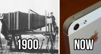 Ecco come apparivano alcuni oggetti comuni, la prima volta che entrarono nella storia