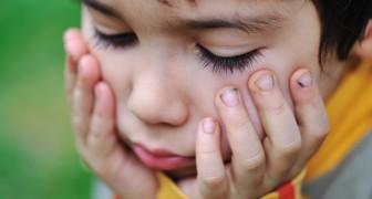 Un bambino silenzioso e obbediente, non sempre è un bambino felice