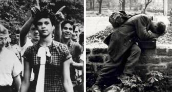 10 foto storiche davanti alle quali non potrete che soffermarvi a riflettere