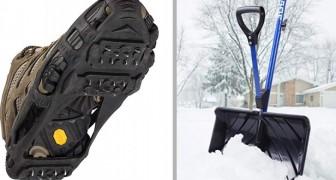 20 geniale Geräte, um mit Schnee und Frost ohne Angst und vor allem ohne Anstrengung umzugehen