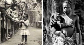 Sono passati solo 60 anni da quando in Europa si potevano visitare gli zoo umani