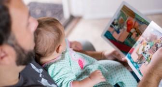 Die Anwesenheit des Vaters begünstigt die intellektuelle Entwicklung eines Kindes