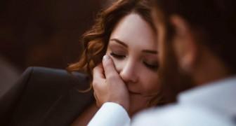 Innamorati di qualcuno che riesca a toccare la tua anima, ancora prima del tuo corpo