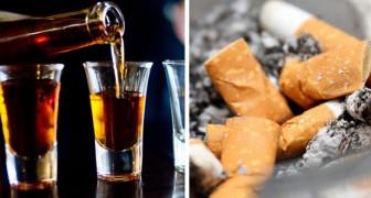 Les drogues les plus mortelles dans le monde sont l'alcool et le tabac, c'est ce que confirme une étude