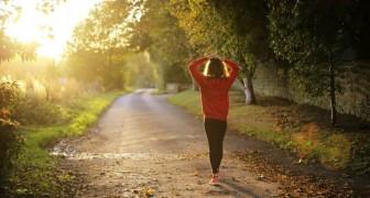 Laufen stimuliert die Kreativität und heilt Körper und Geist