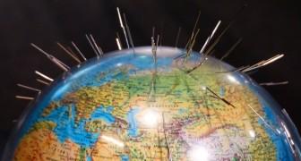 De noordpool verschuift zich te snel en wetenschappers weten niet waarom