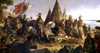 De Europese kolonisten hebben zoveel Amerikaanse inheemsen uitgeroeid dat ze een afkoeling van de planeet hebben veroorzaakt, zegt een onderzoek