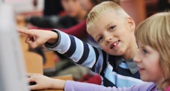 As crianças respeitam as regras na escola SÓ se aprenderam a respeitá-las em casa