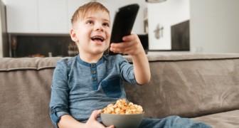 Perché i bambini guardano lo stesso film centinaia di volte?