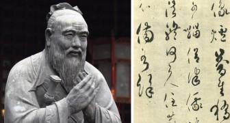 15 pensées de Confucius qui commenceront à vous montrer la vie d'une manière différente