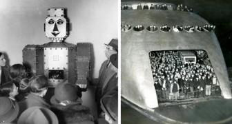 15 photos historiques que vous n'avez certainement jamais vues auparavant