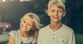 Por que o irmão é uma figura tão importante na vida de uma menina