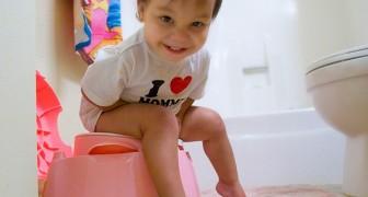 2 einfache und effektive Methoden einem Kind beizubringen aufs Töpfchen zu gehen