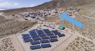 Nasce in Argentina il primo villaggio solare, una comunità interamente alimentata da un impianto fotovoltaico