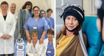 Successo per il casco che salva i capelli dalla chemio: in Italia un altro ospedale lo mette a disposizione
