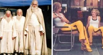 15 photos d'acteurs avec leurs cascadeurs identiques, qui vous donneront l'impression de voir double