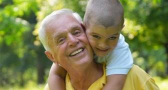 I meravigliosi benefici di far crescere i bambini a contatto con i nonni
