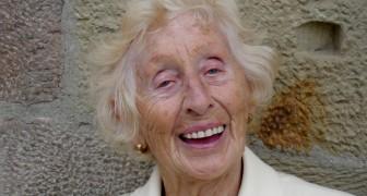Questa donna di 109 anni rivela il suo segreto della longevità: e non riguarda la sua dieta!
