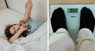 Dormir poco puede hacer tener hasta 1 kilo de mas por semana, lo dice un estudio