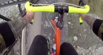 Numeri impossibili con la bici da corsa