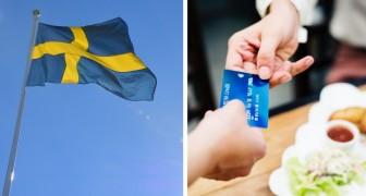 Schweden wird sich bald von Bargeld verabschieden, um nur noch elektronische Zahlungen zu akzeptieren