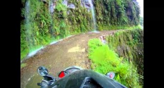La moto comme expérience de vie: le tour de l'Amérique en 500 jours