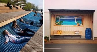 19 exemples de design urbain que nous aimerions voir dans toutes les villes