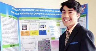Mit 13 Jahren erfand er eine Methode zur Behandlung von Bauchspeicheldrüsenkrebs..... und hat immer noch nicht mit der High School angefangen