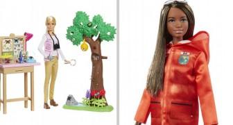 De nieuwe Barbies zijn geïnspireerd op vrouwelijke wetenschappers: er is ook de astrofysica en de mariene bioloog