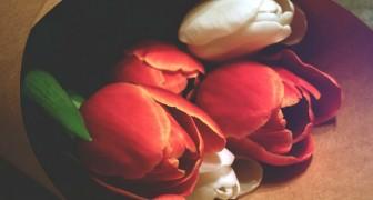 Die romantische Legende von der Geburt der Tulpe, der Blume des Frühlings und der Liebe
