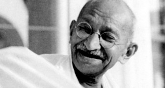 A Gift - a touching poem by Mahatma Gandhi which is still incredibly current