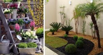 14 ideeën om je tuin te renoveren zonder een fortuin uit te geven